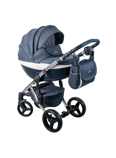 Théophile & Patachou Baby stroller casual Theophile & Patachou - blue jeans