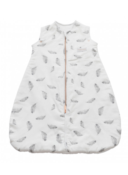 BAMBOOM Knitted sleeping bag 90/110cm Bamboom feather