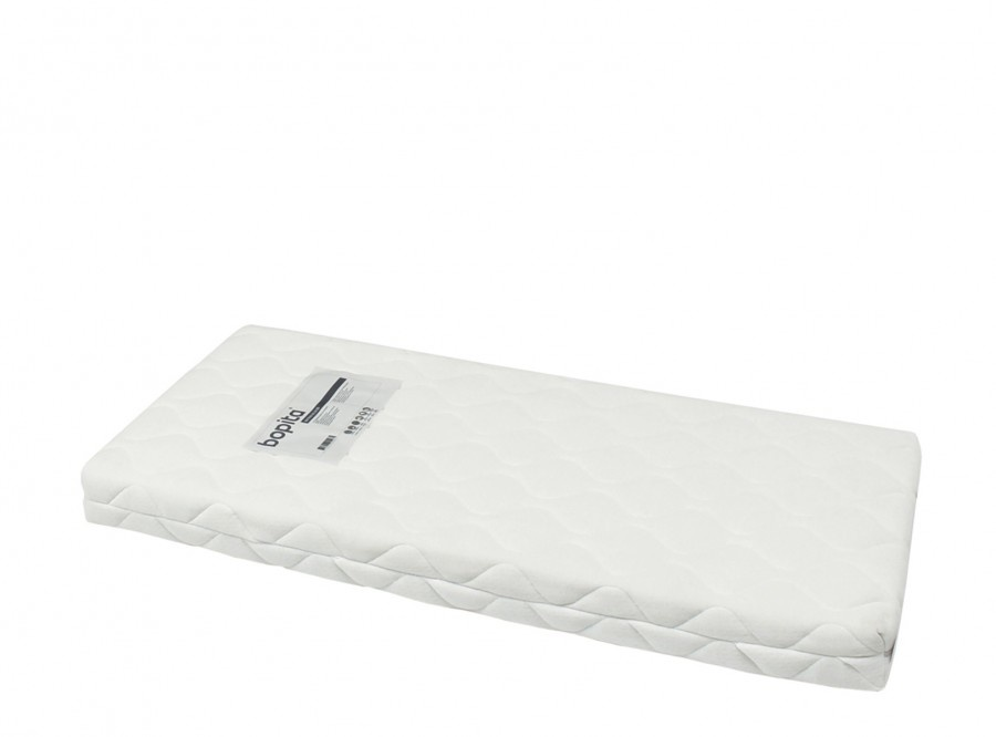 BOPITA MATTRESS 60X120 CM WITH REMOVABLE TERRY COVER