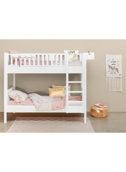 BOPITA NORDIC BUNK BED 90X200 STRAIGHT STAIRS