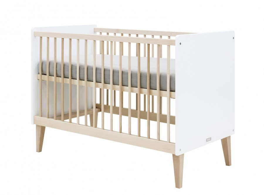 BOPITA INDY 2-PART BABY ROOM WHITE / NATURAL
