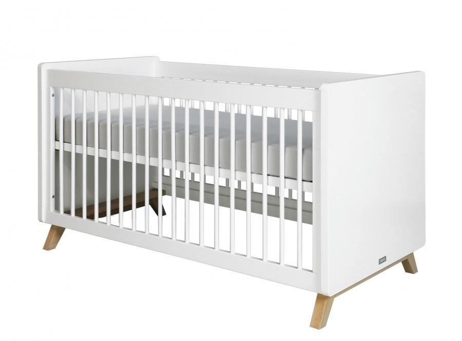 BOPITA BED SOFA 70X140 LYNN WHITE / NATURAL