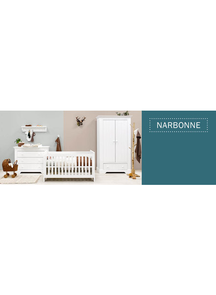 BOPITA 3-delige Babykamer Bopita Narbonne