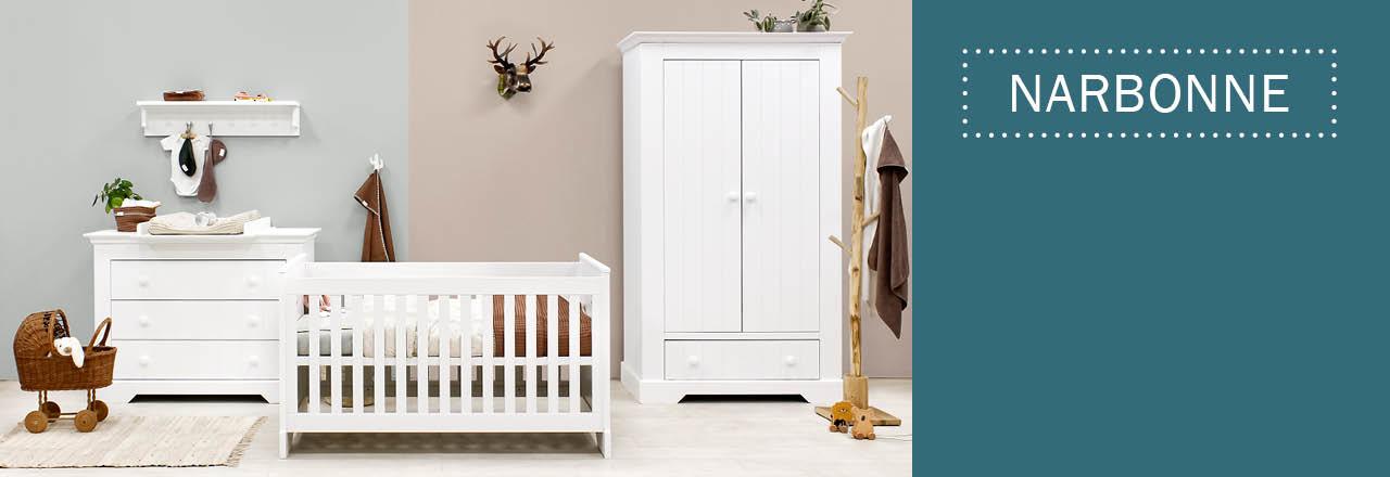 BOPITA 3-part Baby room Bopita Narbonne