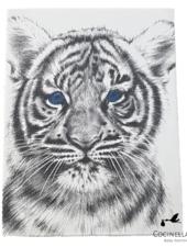 Miss princess Housse de couette lit Tencel Tiger