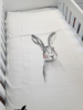 Miss princess Duvet cover bed Tencel Rabbit