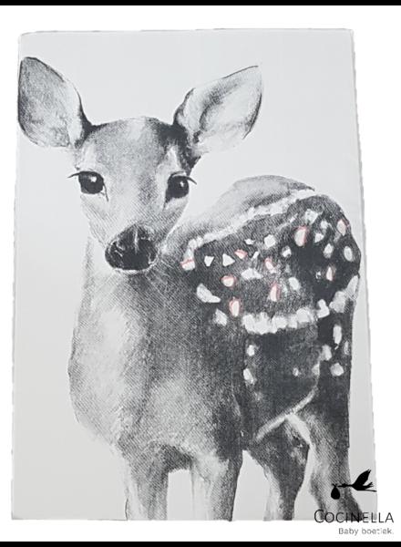 Miss princess Donsovertrek bed 1 persoon Tencel  bambi