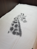 Miss princess Donsovertrek bed 1 persoon Tencel giraf