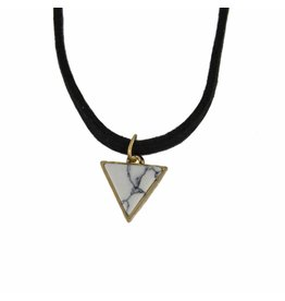 Ketting - Marble chocker
