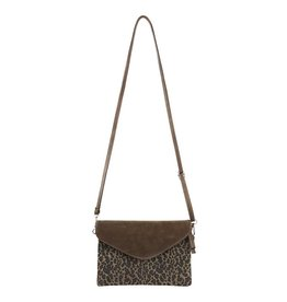 Tas- Brown leopard