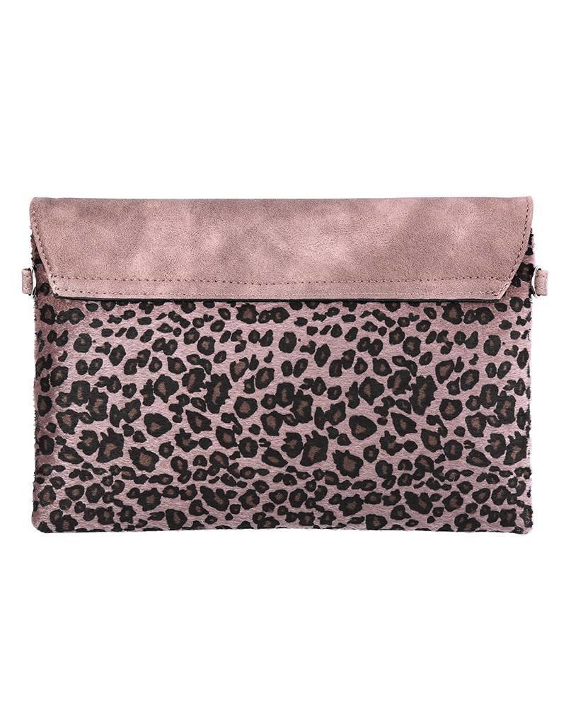 Tas - Pink Leopard