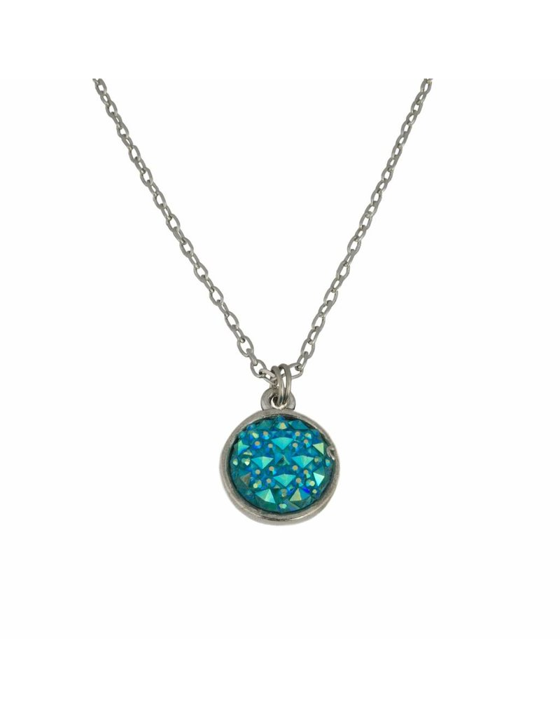Ketting - Blue sparkle