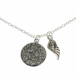 Ketting - Angel wing