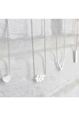 Ketting - Zilveren V