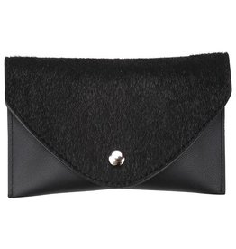 Belt bag - Furry black