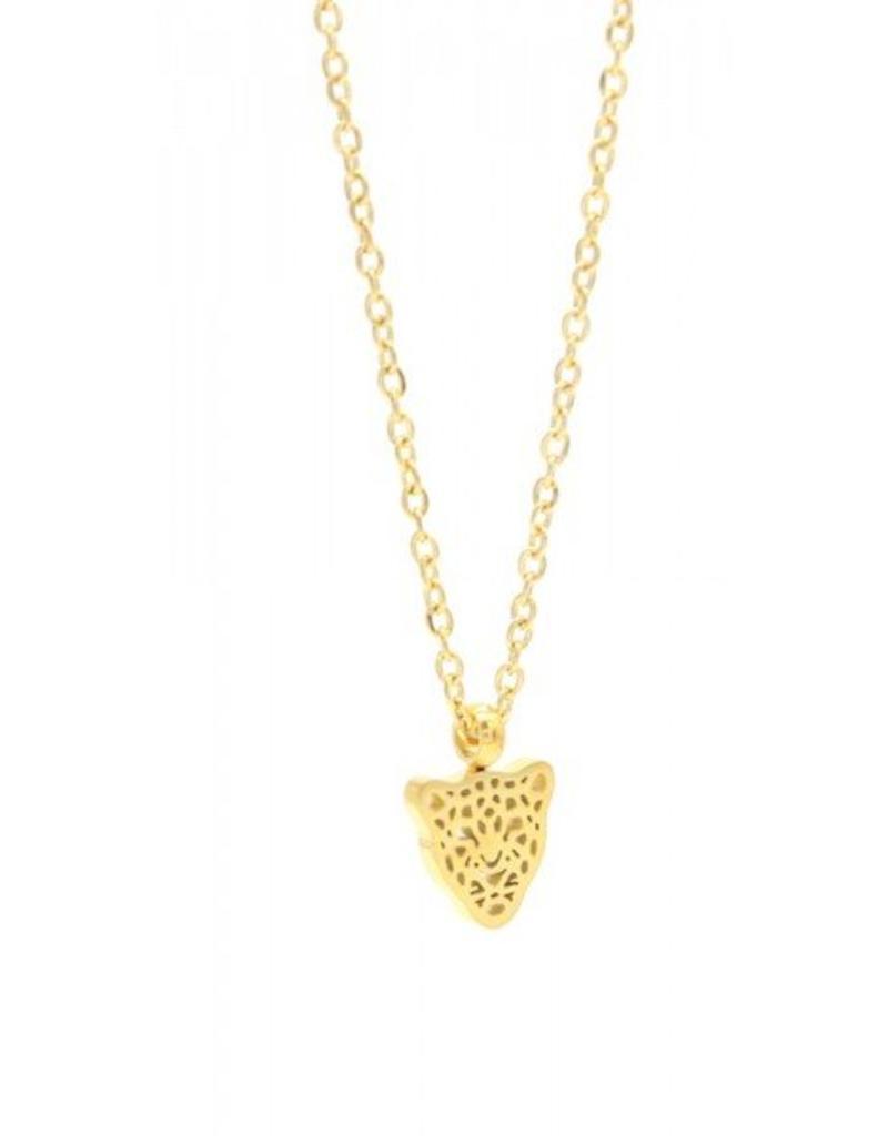 ketting - little gold leo