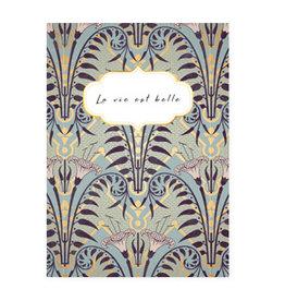 Sieraden wenskaart - La vie et belle