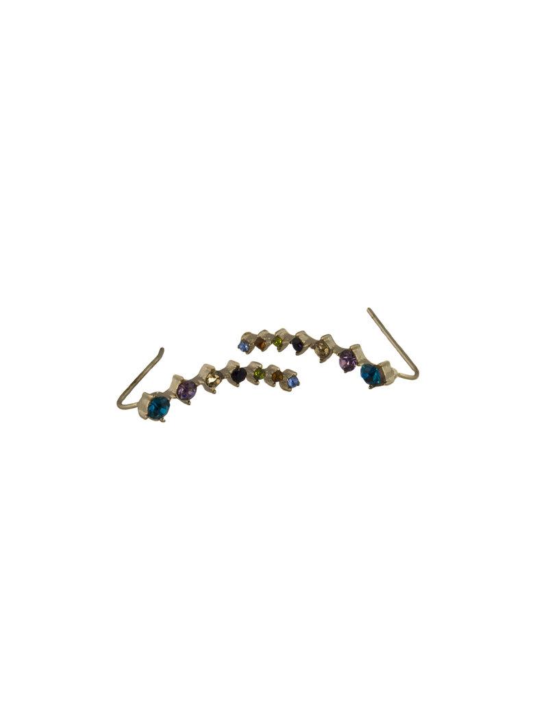 Oorbellen - Rainbow earline