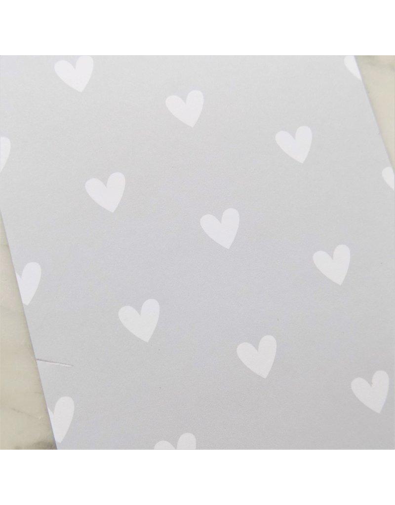 Sieraden wenskaart - Love