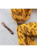 Sjaal riempjes - Bronze