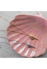 Ketting - Zilveren schelp