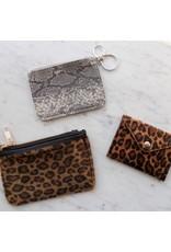 Portemonnee - Soft leopard