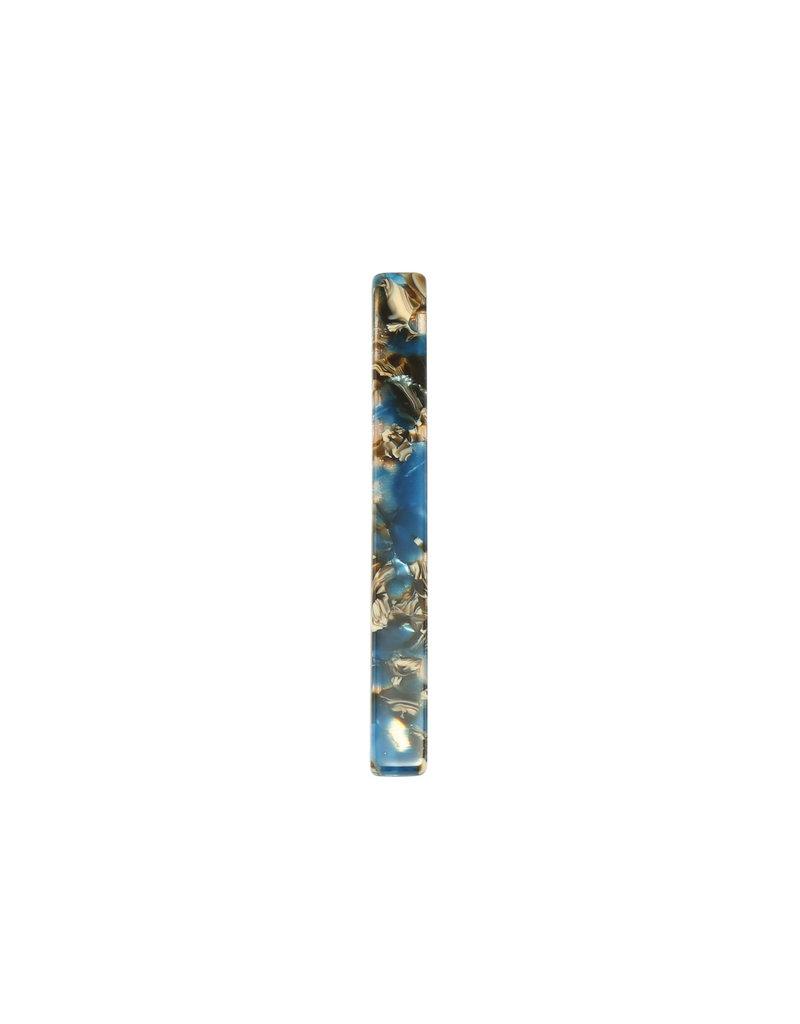 Haarclip - Lovely blue