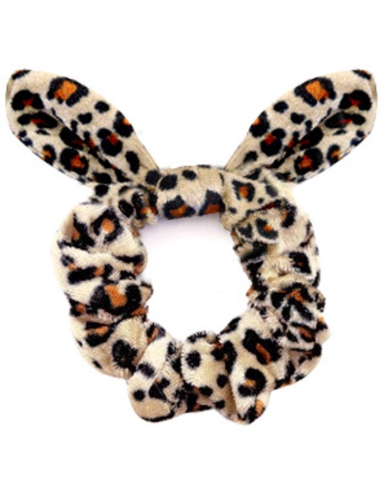 Strik scrunchie - Luipaard