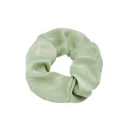 Satin scrunchie - Mint
