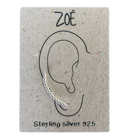 Zoë Earlines - Bolletjes (925 silver)
