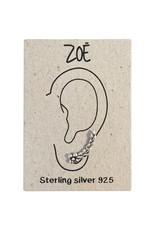 Zoë Earlines - Flowers (925 silver)