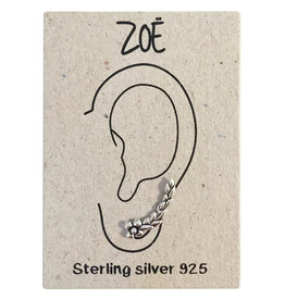 Zoë Earlines - Flowers (925 silver)