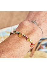 Armband - Surf coins