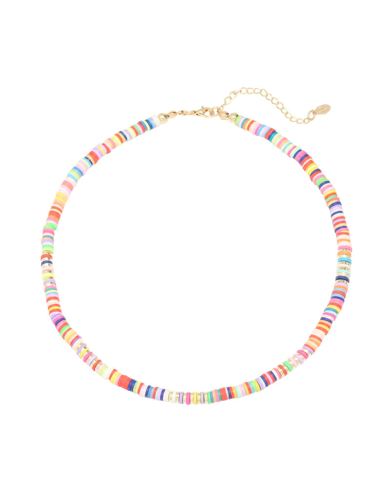 Surf ketting - Multi color