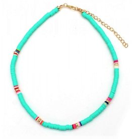 Surf ketting - Turquoise
