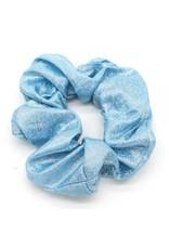 Disco scrunchie - Blauw