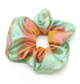 Metallic scrunchie - Mermaid