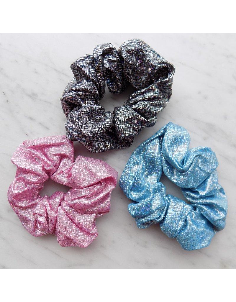 Disco scrunchie - Roze