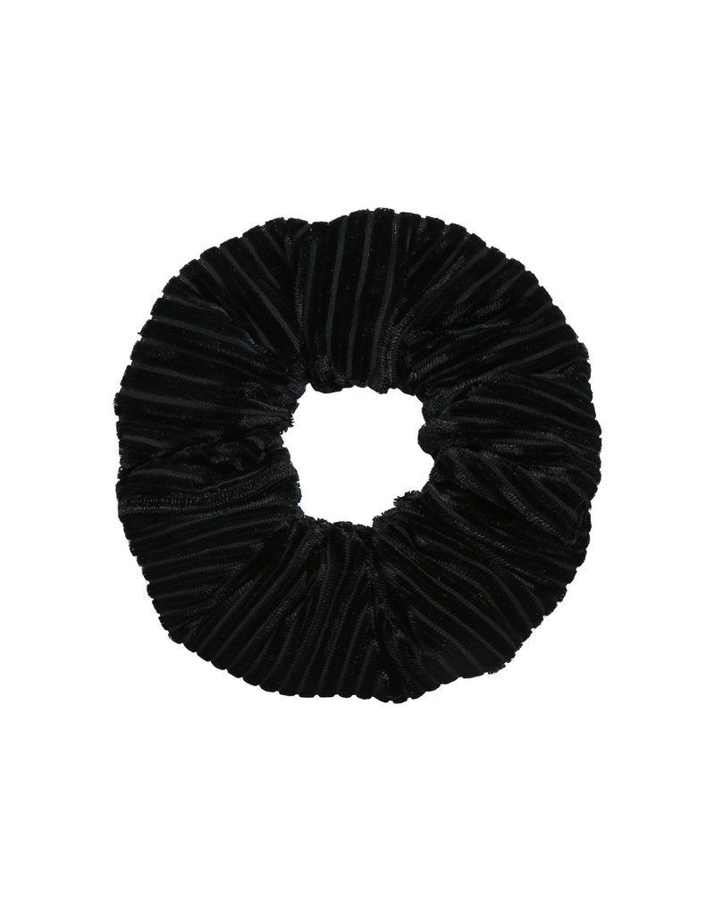 Velvet rib scrunchie -  - Copy