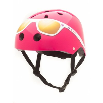 CoConuts Kinderhelm Pink Glasses Medium