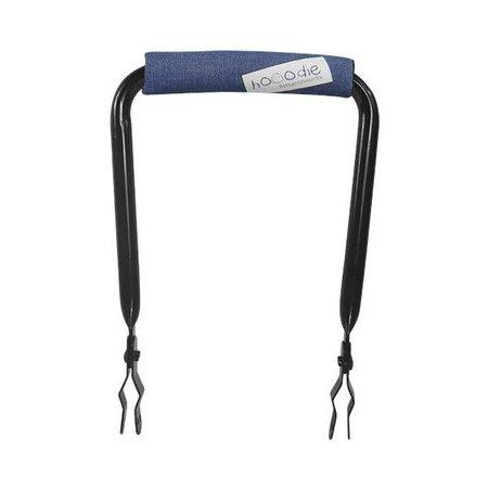 Hooodie Rugleuning Jeans - losse kinderrugsteun voor meer comfort en veiligheid