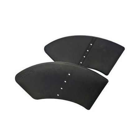Bobike voetbeschermplaten / spaakafschermers voor bij de Classic Maxi