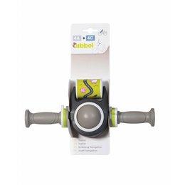 Qibbel Toybar met handvatten - grijs
