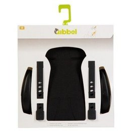Qibbel Stylingset Luxe Achterzitje Uni-black