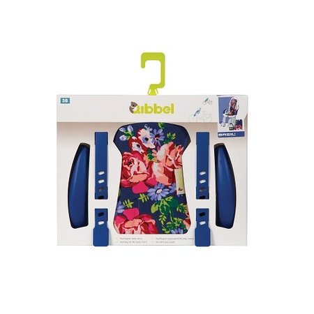Qibbel Stylingset Luxe Voorzitje Blossom Roses Blue
