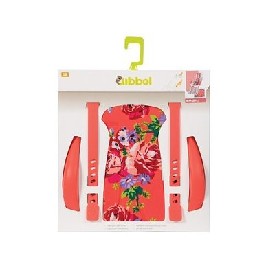 Qibbel Stylingset Luxe Achterzitje Blossom Roses Coral