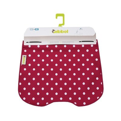 Qibbel Stylingset Luxe Windscherm Polka Dot Rood
