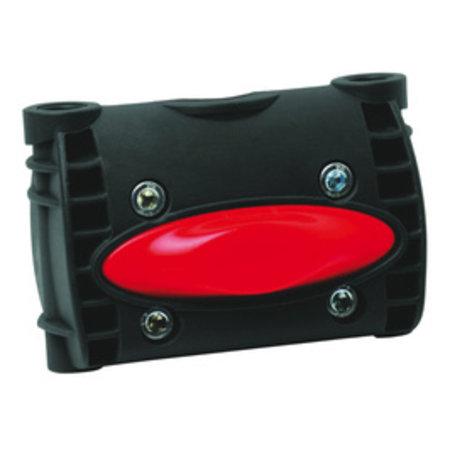 Polisport Houder voor framebevestiging 28-40 millimeter - voor achterzitje