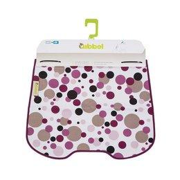 Qibbel Stylingset Luxe Windscherm Dots Purple