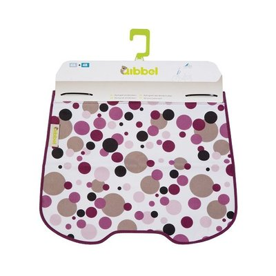 Qibbel Stylingset Luxe Windscherm Dots Purple